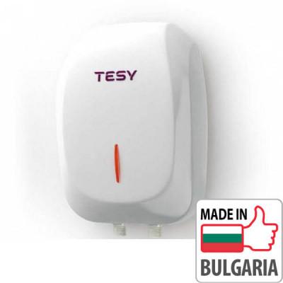 Электрический водонагреватель проточный Tesy IWH 80 X02 IL (8 кВт) системный