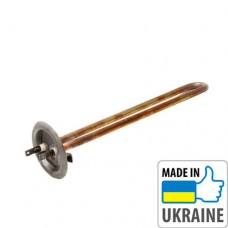 ТЭН 0,7 кВт медный, прямой без трубки под термодатчик под анод М6