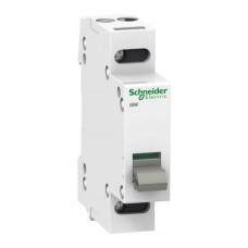 Управляющий выключатель нагрузки Schneider Electric Acti 9 iSW, 32 А, 1 полюс, 250В пер.тока
