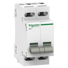 Управляющий выключатель нагрузки Schneider Electric Acti 9 iSW, 20 А, 3 полюса, 415В пер.тока