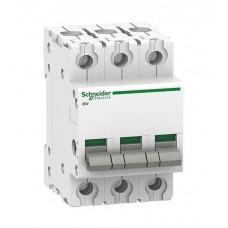 Выключатель-разъединитель Schneider Electric Acti 9 iSW, 100 А, 3 полюса, 415В пер.тока