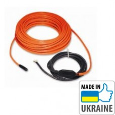 Коаксиальный нагревательный кабель Volterm HR18 1350, 1350 Вт, 74 м