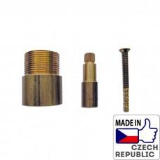 Удлинитель PP-R вентиля под штукатурку для диаметров 20, 25мм, Wavin Ekoplastik, VEPL020EXX