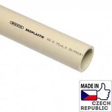 PP-R Труба S5/PN10/SDR11 диаметром 40х3,7мм, L=4м, Wavin Ekoplastik, STR040P10X