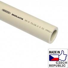 PP-R Труба S3,2/PN16/SDR7,4 диаметром 32х4,4мм, L=4м, Wavin Ekoplastik, STR032P16X