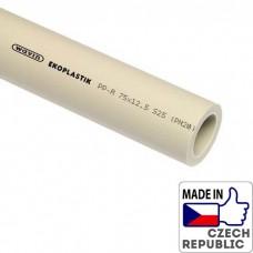 PP-R Труба S2,5/PN20/SDR6 диаметром 40х6,7мм, L=4м, Wavin Ekoplastik, STR040P20X