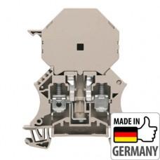 1014100000 Клемма с предохранителем WSI 6/2/LD 10-36V DC/AC, 6 мм.кв