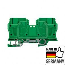 1739650000 Клемма заземления с пружинным соединением Weidmuller WDU 35, 35 мм.кв
