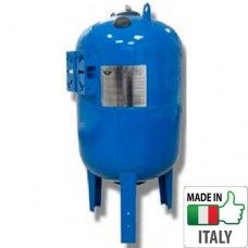 Расширительный бак для холодной, горячей воды и насосов ZILMET ULTRA-PRO 80V (80 л, 10 bar)