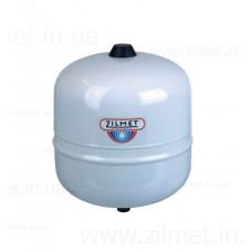 Расширительный бак для гелиосистем и систем отопления ZILMET SOLAR-PLUS 12 (12 л, 10 bar)