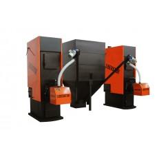 Мультитопливный котел LIBERATOR COMPACT 200 T
