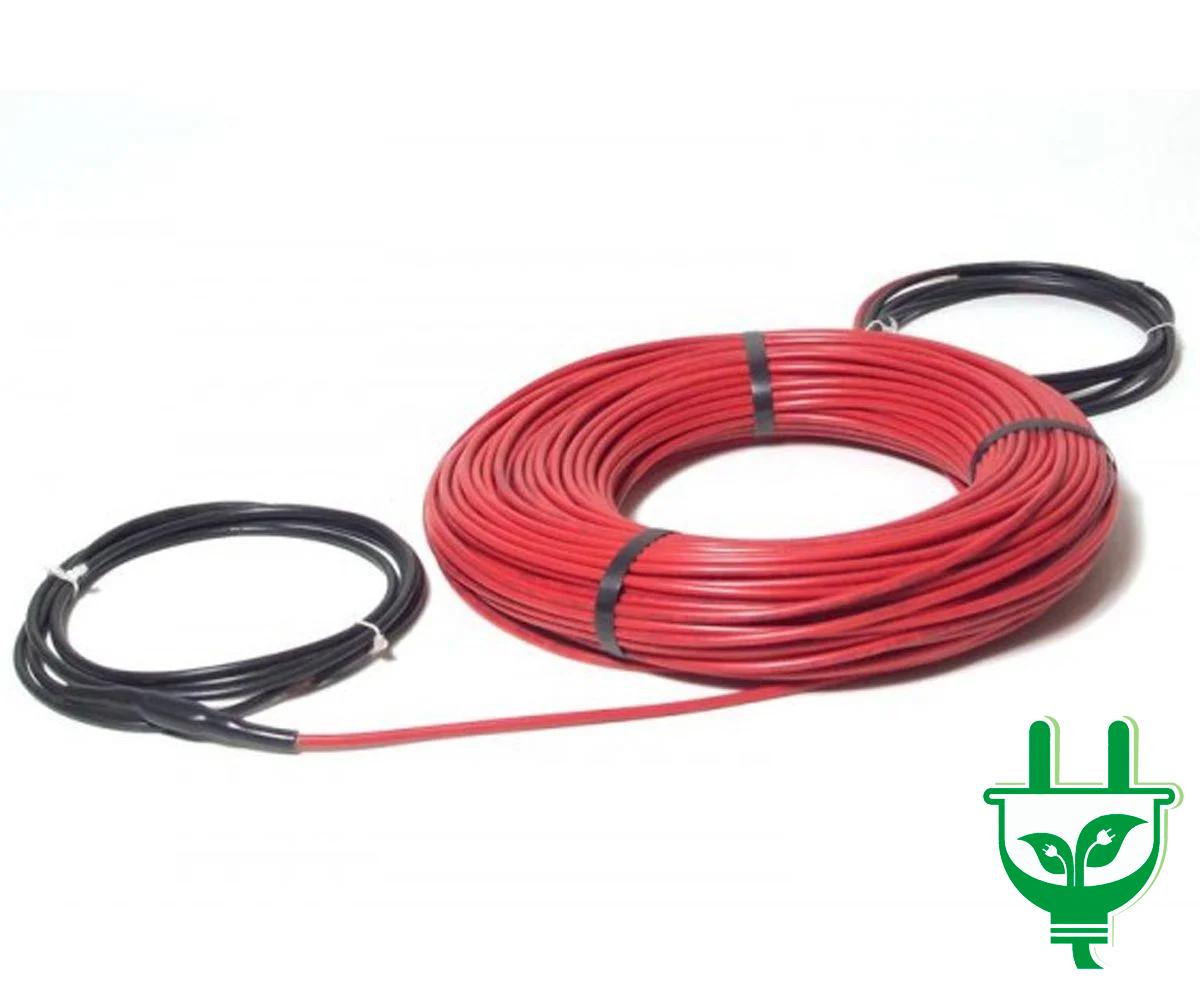 Пример нагревательного кабеля Devi Basic