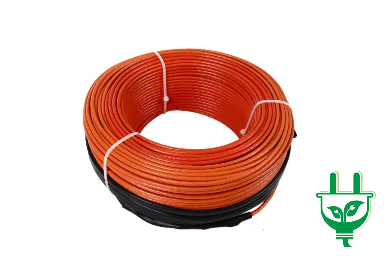 Пример нагревательного кабеля от Eco-system