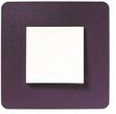 Выключатель серии Unica New Studio — цвет лиловый